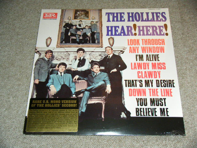 The Hollies Hear Here