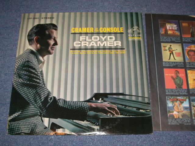 Floyd Cramer - Rhythm Of The Rain / Prelude To Love