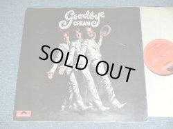 画像1: CREAM - GOODBYE CREAM  / 1968 UK ORIGINAL Used LP