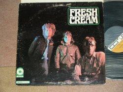 """画像1: CREAM - FRESH CREAM  ( Matrix Number """"HAND WRITING STYLE"""" C-12489-A/C-12490-A  : VG+++/Ex+ )  / 1967 USA  ORIGINAL MONO Used LP"""