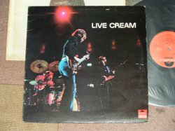 "画像1: CREAM - LIVERCREAM  ( Matrix Number ""TYPING STYLE""2383016 A//1 ▽420 1 1 1 3 / 2383016 B//1 ▽420 1 1 1 4  : Ex+/MINT- )  / 1970 UK ENGLAND ORIGINAL  Used LP"