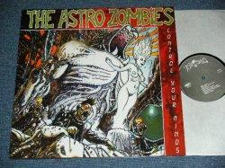 """画像1: ASTRO ZOMBIES - CONTROL YOUR MIND / GERMAN GERMANY  ORIGINAL """"BRAND NEW """" LP"""