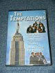 THE TEMPTATIONS - THE TEMPTATIONS / 2005 US Code 0 REGION FREE Brand New SEALED DVD