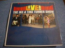 画像1: IKE & TINA  TURNER - THE IKE & TINA  TURNER REVUE SHOW LIVE / 1965 US ORIGINAL STEREO LP