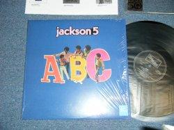 """画像1: JACKSON FIVE 5 - ABC (MINT-/MINT-) / 2000's  UK ENGLAND & NETHERLANDS REISSUE """"ISLAND 50"""" """" 180 Gram Heavy Weight"""" Used LP"""