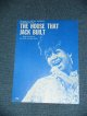 ARETHA FRANKLIN - THE HOUSE THAT JACK BUILT : SHEET MUSIC  / US AMERICA ORIGINAL Used SHEET Musci