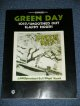 "GREEN DAY  - 1039/SMOOTHED OUT  :SHEET MUSIC  /  1990 US AMERICA  ORIGINAL ""SONG Book"""