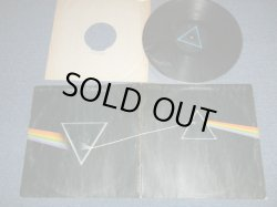 "画像1: PINK FLOYD - THE DARK SIDE OF THE MOON ( MATRIX NUMBER : A-5/B-5)( Ex-/Ex++ Looks:Ex+ ) / 1973 UK ORIGINAL ""2nd Press Label"" Used LP"