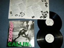 画像1: The CLASH  -  LONDON CALLING  (MINT-/MINT )  /  UK ENGLAND Reissue  Used 2-LP