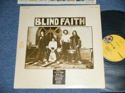 """画像1: BLIND FAITH - BLIND FAITH  """"Group Cover""""  (Matrix #  A) ST-C-691661-1E/  B) ST-C-691662-1E)  ( Ex+++/MINT- EDSP )   / 1969 US AMERICA ORIGINAL """"YELLOW Label""""  """"1841 BROADWAY Label""""  Used LP"""