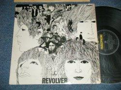 """画像1: THE BEATLES - REVOLVER ( YEX-605-1/YEX-606-1 ) ( Ex++/Ex++ Looks:Ex+ )   / 1966 UK  ENGLAND ORIGINAL """"Yellow Parlophone Label"""" STEREO  Used LP"""