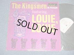 画像1: THE KINGSMEN - IN PERSON  feat.LOUIE,LOUIE ( Ex-/Ex+ EDSP)  / 1964 US AMERICA ORIGINAL MONO Used LP