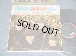 "画像1: The BEATLES - THE EARLY BEATLES  ( Matrix # A)  T-1-2309-G2     B)  T-2-2309-G2 )  ( Exl+/Ex++) / 196 US AMERICA  ""BLACK with RAINBOW Label"" MONO Used LP"