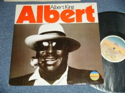 画像1: ALBERT KING - ALBERT  (Ex++/Ex+++ EDSP)  / 1976 US AMERICA ORIGINAL \Used LP