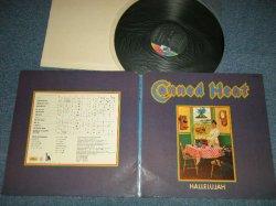画像1: CANNED HEAT - HALLELUJAH  (Ex+++/MINT- Cut Out, EDSP) / 1968 US AMERICA ORIGINAL Used LP