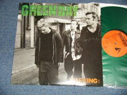 "画像1: GREEN DAY - WARNING ( Ex+++/MINT-) / 2000 US AMERICA  ORIGINAL ""GREEN WAX"" Used LP"