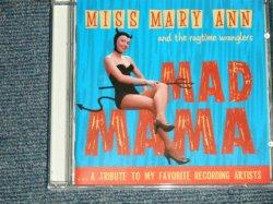 """画像1: MISS MARY ANN - MAD MAMA (NEW) / 2000 NETHERLANDS ORIGINAL""""Brand New""""  CD"""