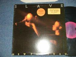 画像1: SLAVE - NEW PLATEAU  ( Ex++/MINT-)  / 1984 US AMERICA  ORIGINAL Used LP