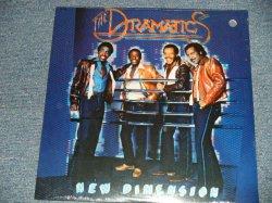 """画像1: THE DRAMATICS - NEW DIMENSION (SEALED)/ 1982 US AMERICA  RIGINAL """"BRAND NEW SEALED""""  LP"""