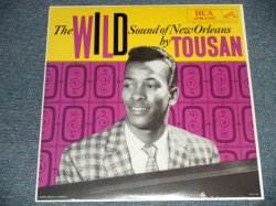 "画像1: ALAN TOUSAN - THE WILD SOUND OF NEW ORLEANS BY TOUSAN  ( SEALED ) / US AMERICA REISSUE ""BRAND NEW SEALED"" LP"