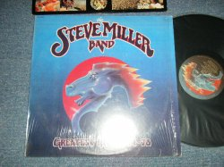 "画像1: STEVE MILLER BAND - GREATEST HITS 1974-78 ( MINT-/MINT- ) / 1978 US AMERICA ORIGINAL ""RECORD CLUB EDITION"" Used LP"