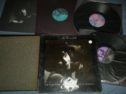 画像1: LINDA RONSTADT with NELSON RIDDLE and His ORCHESTRA  - 'ROUND MIDNIGHT (VG+++/MINT SPLIT)  / 1986 US AMERICA ORIGINAL Used  3-LP's Box Setwith BOOKLET
