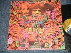 """画像1: CREAM - DISRAELI GEARS ( Ex-/Ex++ TEAROFC, WOL, EDSP) / 1967 US AMERICA ORIGINAL 1st Press """"BROWN & GRAY LABEL"""" MONO Used LP"""