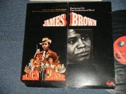 画像1: ost JAMES BROWN -  BLACK CAESAR  (Ex+++/MINT- Cut Out) / 1973 US AMERICA ORIGINAL Used LP