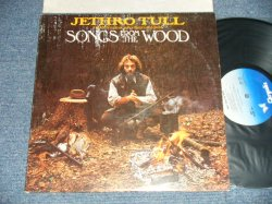 "画像1: JETHRO TULL -  SONGS FROM THE WOOD  ( Ex++/MINT-) /  1977 US AMERICA  ORIGINAL  ""BLUE Label""  Used LP"