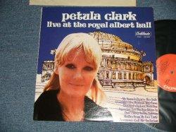 画像1: PETULA CLARK - LIVE AT THE ROYAL ALBERT HALL (Ex+++/MINT-)  / 1967 US AMERICA ORIGINAL  Used LP