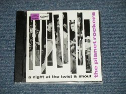 画像1: The PLANET ROCKERS - A NIGHT AT THE TWIST & SHOUT  (MINT-/MINT) / 1998 US AMERICA  ORIGINAL Used CD