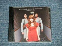 画像1: JENNY LEWIS with THE WATSON TWINS  - RABBIT FUR CIOAT(MINT-/MINT) / 2006 US AMERICA ORIGINAL Used CD