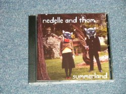 画像1: NEDELLE and THON - SUMMERLAND   (MINT-/MINT) / 2004 US AMERICA ORIGINAL Used CD