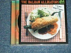 画像1: The BALHAM ALLIGATORS (Cajun Band) - A Po' BOY 'N' MAKE IT SNAPPY  (Ex++/MINT) / 1997 US AMERICA ORIGINAL Used CD