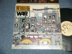 画像1: WAR - THE WORLD IS GHETTO ( Ex+++/Ex+++~Ex+)  / 1972 US AMERICA ORIGINAL Used  LP