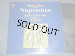 画像1: DIANA ROSS and THE SUPREMES - GREATEST HITS ( Ex++/MINT- ) / 1969 UK ENGLAND ORIGINAL STEREO Used LP