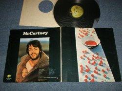 画像1: PAUL McCARTNEY (THE BEATLES)   -  McCARTNEY ( Matrix # A) STAO-1-3363 Z22  STERLING LH    B) STAO-2-3363 Z22  STERLING RL/LH  )  (Ex+++/MINT- EDSP)  /  1970 US AMERICA  ORIGINAL  Used LP