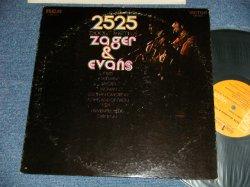 """画像1: ZAGER & EVANS - 2525 (Ex++/Ex+++) / 1969 US AMERICA ORIGINAL """"1st Press"""" Used LP"""