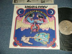 画像1: ZAGER & EVANS - FOOD FOR THE MIND (Ex++/Ex+++) / 1971 US AMERICA ORIGINAL Used LP