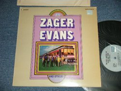 画像1: ZAGER & EVANS - THE EARLY WRITINGS OF ZAGER & EVANS (Ex+++/MINT- BB) / 1969 US AMERICA ORIGINAL Used LP