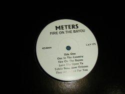 """画像1: THE METERS - FIRE ON THE BAYOU (NEW) / UK ENGLAND REISSUE """"BRAND NEW"""" LP"""