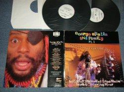 画像1: V.A.  Various  - GEORGE CLINTON AND FAMILY Pt.1  (Ex+++/MINT-) / 1992 UK ENGLAND / EU EUROPE  ORIGINAL Used 2-LP