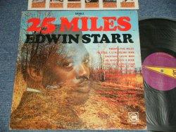 画像1: EDWIN STARR - 25 MILES (Ex/Ex+++ BB) / 1969 US AMERICA ORIGINAL Used LP
