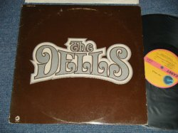 画像1: THE DELLS - The DELLS (Ex/Ex+++ Looks:Ex++)  / 1973 US AMERICA ORIGINAL Used  LP