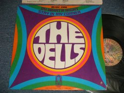 画像1: THE DELLS - OH WHAT A NIGHT STAY IN MY CORNER  (Ex++/MINT-  BB, EDSP)  / 1969 US AMERICA REISSUE Used  LP