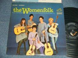 画像1: THE WOMENFOLK - THE WOMENFOLK (Ex++/Ex+ Looks:Ex+)   / 1964 US AMERICA ORIGINAL STEREO Used  LP