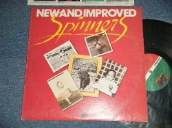 画像1: SPINNERS - NEW AND IMPROVED ( Ex+/Ex++ Looks:Ex+) / 1974 US AMERICA ORIGINAL Used LP