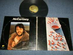 画像1: PAUL McCARTNEY (THE BEATLES)   -  McCARTNEY ( Matrix # A) STAO-1-3363 Z20  *  STERLING LH    B) STAO-2-3363 Z21  *  STERLING  LH )  (VG+++/Ex++ EDSP)  /  1970 US AMERICA  ORIGINAL  Used LP