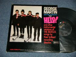 "画像1: GEORGE MARTIN - PLAY ""HELP!"" (Ex++/MINT-) / 1965  US AMERICA ORIGINAL ""MONO"" Used LP"