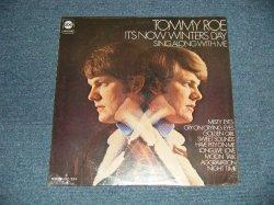 """画像1: TOMMY ROE - IT'S NOW WINTERS DAY SING ALONG WITH ME (SEALED) / 1967 US AMERICA ORIGINAL """"BRAND NEW SEALED"""" MONO LP"""